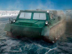 Вездеход ГАЗ-71
