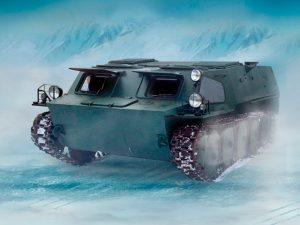 Вездеход ГАЗ-73