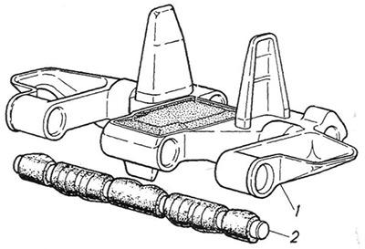 Гусеницы движителя для вездеходов ГАЗ-73 ГТМУ