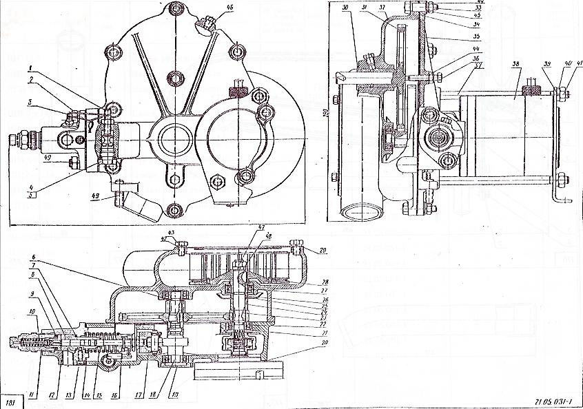 Система подогрева двигателя для вездеходов ГТ-Т